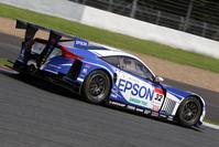 2012AUTOBACS SUPER GT 第6戦 FUJI GT 300km RACE 2