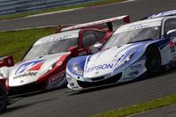2012AUTOBACS SUPER GT 第6戦 FUJI GT 300km RACE 17