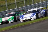 2012AUTOBACS SUPER GT 第6戦 FUJI GT 300km RACE 23