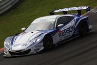 2012 AUTOBACS SUPER GT Rd.4 SUGO GT 300km RACE 12
